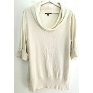 Roz & Ali Size 2X Cowl Neck Sweater Women's